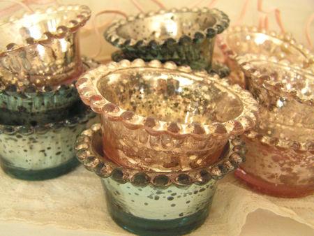 Mercury glass caches