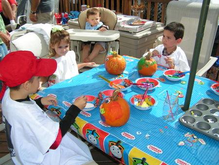 Mario's 4th birthday party (9)