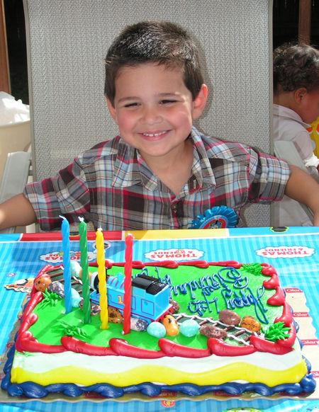 Mario's 4th birthday party (38)