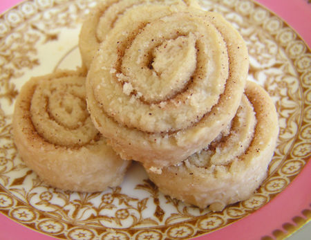 Cinnamon Twirls