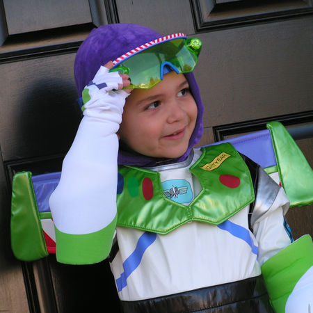Buzz without goggles
