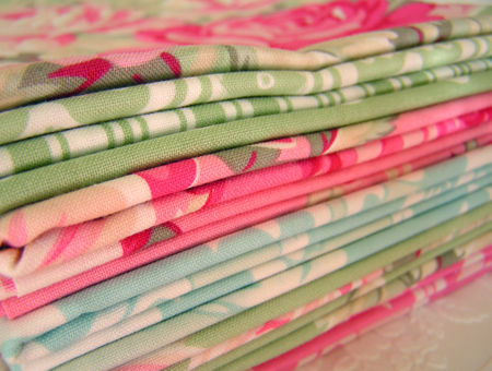 Stacked fabric from ruth