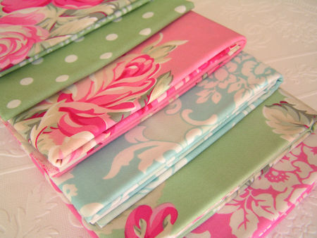 Fabric from ruth