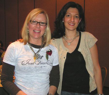 Teresa and andrea
