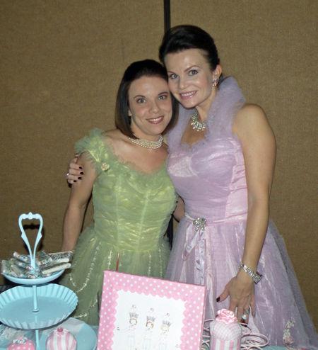 Cheryl and jenn