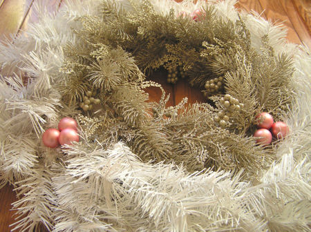 Wreath stack