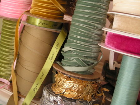 Ribbons to wrap with