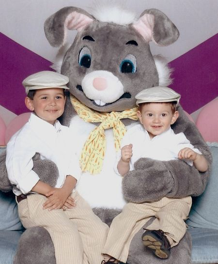Easterbunny2009