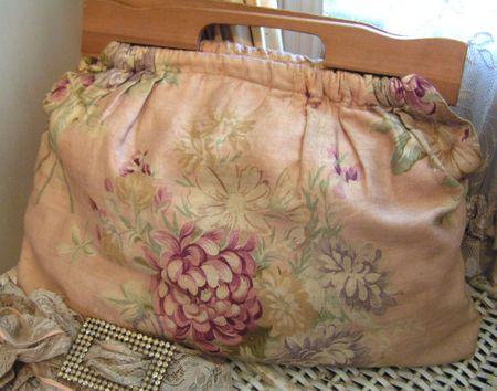 Barcloth bag