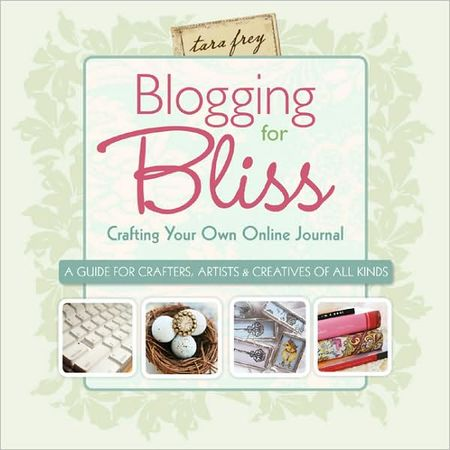Bloggingforblisscover