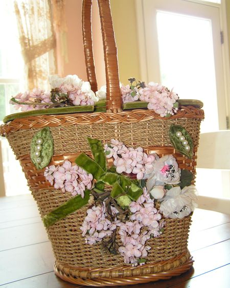 Basket from a