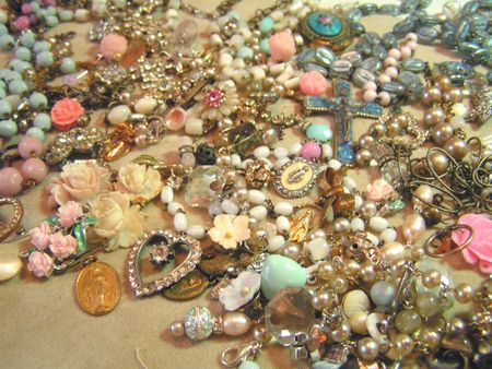 Jewelry in Progress