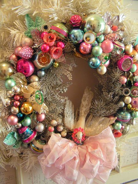 Recycled wreath2