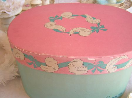 Hatbox of plumes