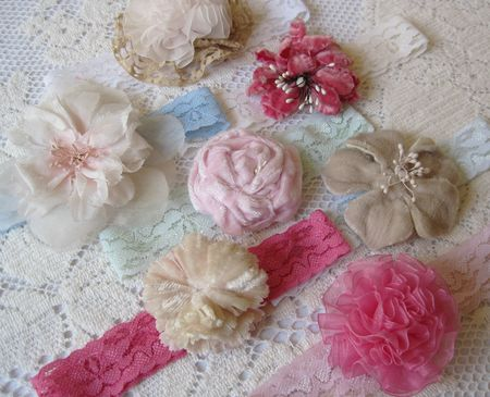 Millinery headbands