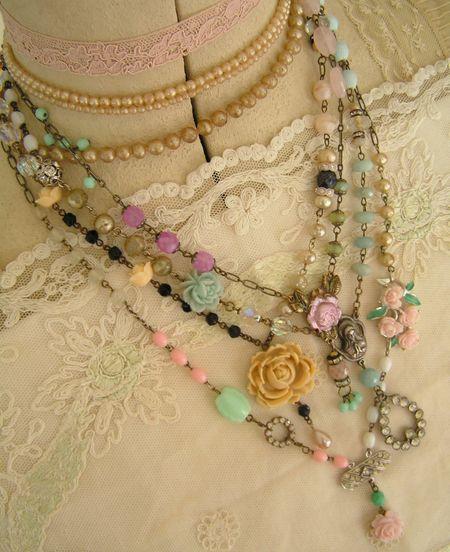 November necklaces