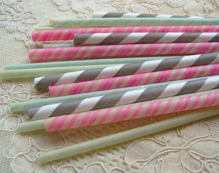 Sippy straws
