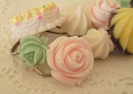 buttercream bracelet