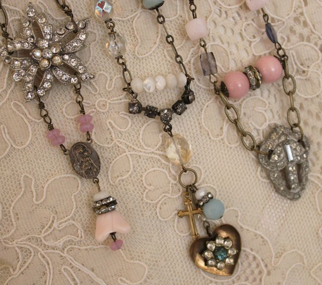 Necklaces June 2011 (2)