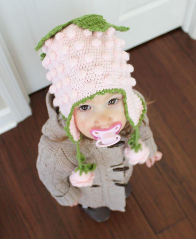 Sofia pink hat 4