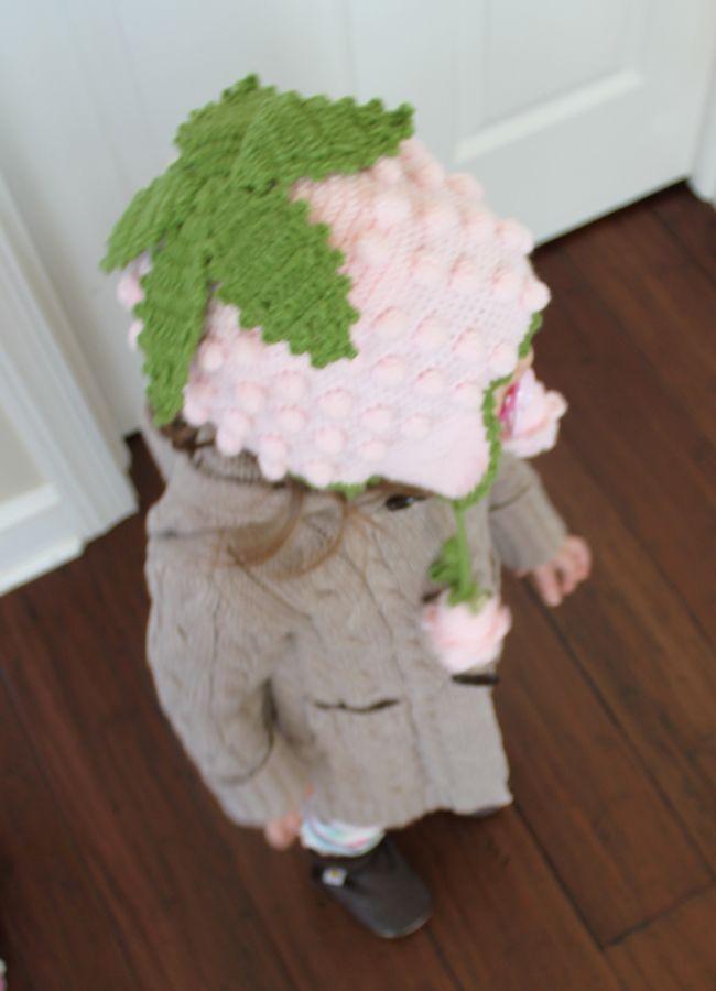 Sofia pink hat 3