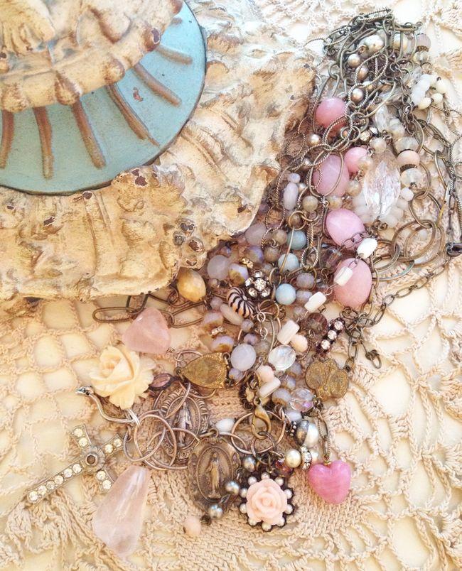 Necklaces 2012