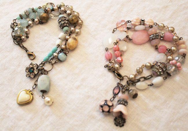New bracelets october 2012