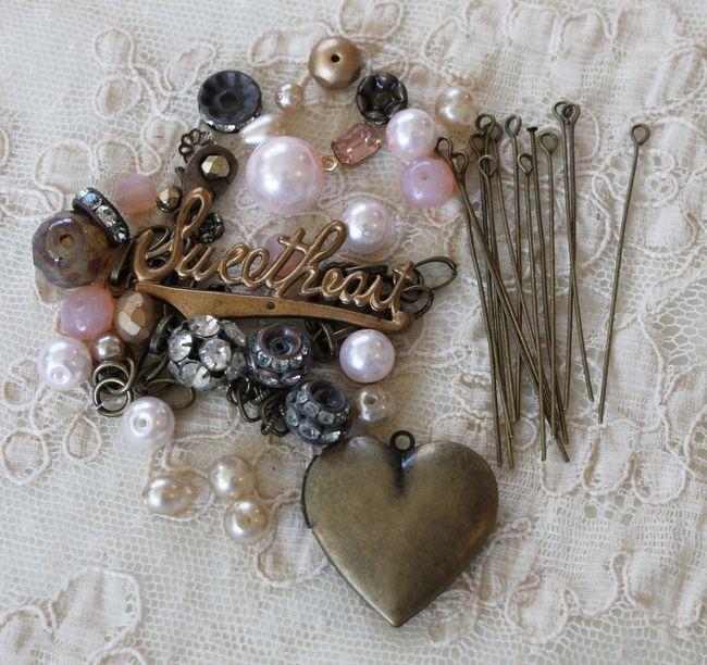 Sweetheart kit piecs