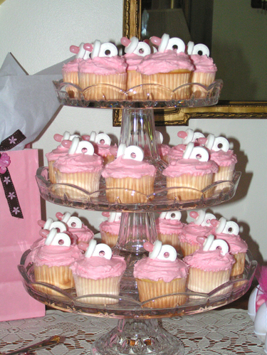 baby shower cupcakes. Cupcakes