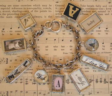 Soldered_charm_bracelet