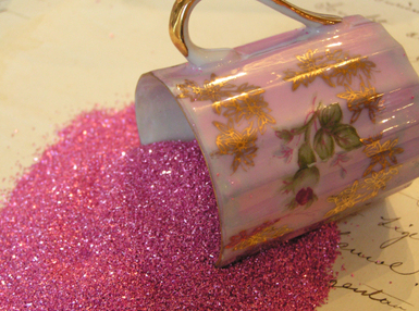 Old_rose_german_glass_glitter