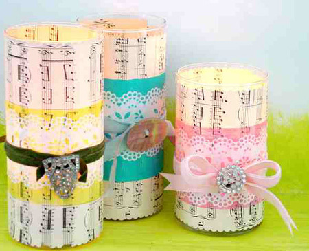 Paperlacecandles