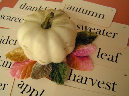 Autumn_flash_cards